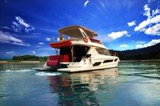 Experience Singapore on board this elegant  catamaran