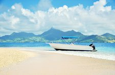 Experience sailing at its best on a this motor boat charter