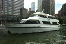 Cloud Nine III - Luxury Party Yacht in New York
