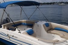 Very nice new boat for rent!