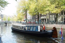 Sail the fascinating Netherlands on a superb electric boat for rent