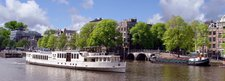 Experience boating at its best on a this electric boat charter