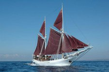 Discover Bali in style boating on this sail boat rental.