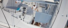 Take this awesome sailing catamaran for a spin!