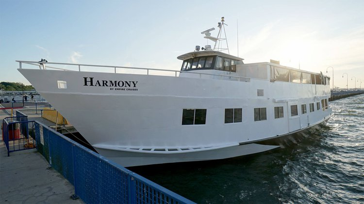 Very Spacious Party Boat in New York City