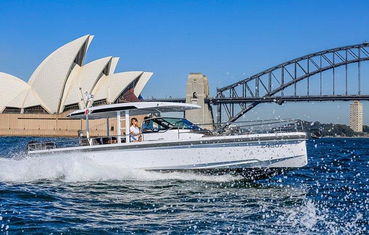 Boat for rent Axopar 36.0 feet in Sydney, Australia