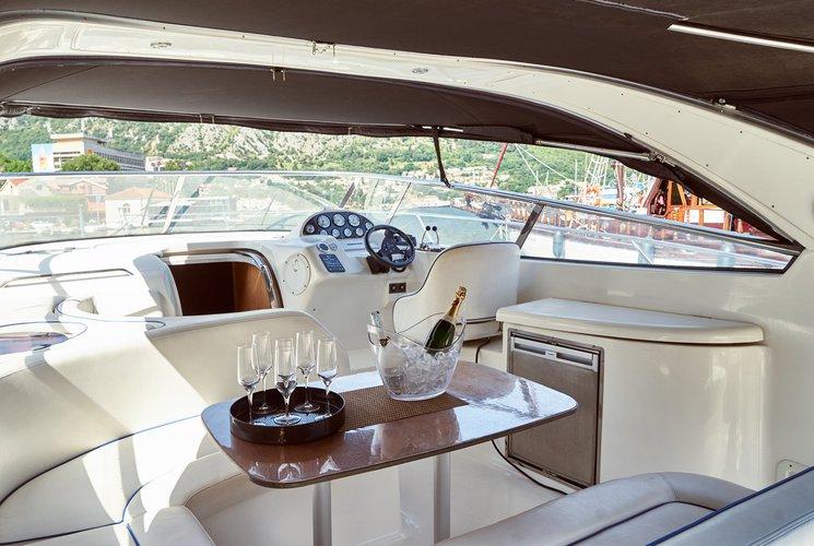 Motor yacht boat rental in Kotor, Montenegro