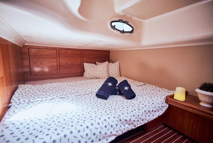 Bavaria boat for rent in Kotor