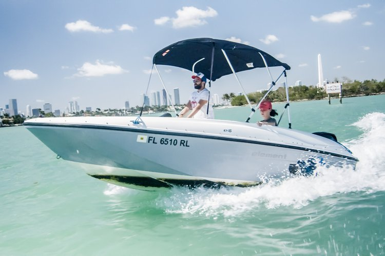 Boat for rent Bayliner 16.0 feet in Aquamarina Hi-Lift, FL