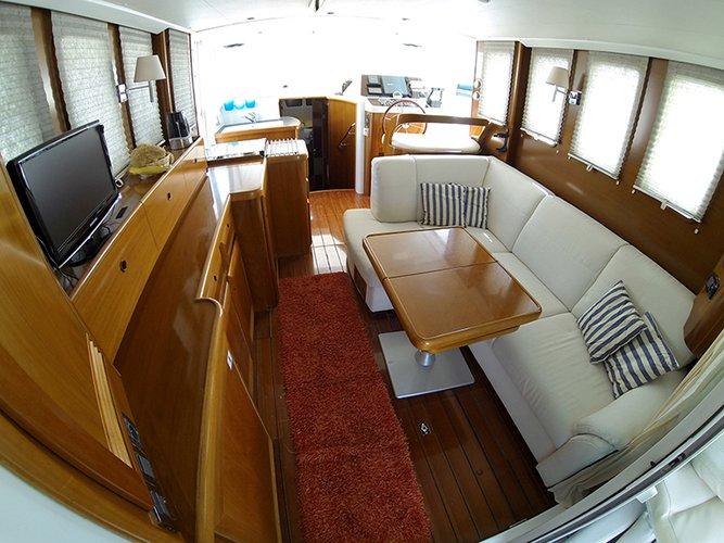 Boat for rent Bénéteau 44.0 feet in Marina Mandalina, Sibenik, Croatia