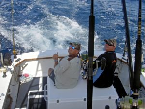 Boating is fun with a Offshore sport fishing in Zanzibar