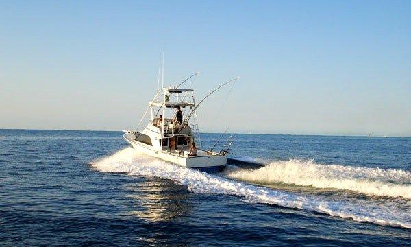 Blackfin's 32.0 feet in Zanzibar