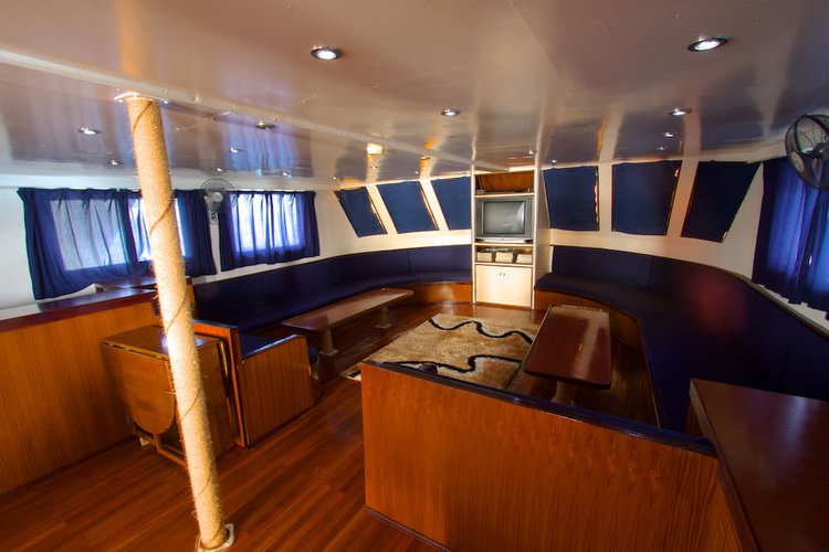 Boat for rent Custom 105.0 feet in Male, Maldives