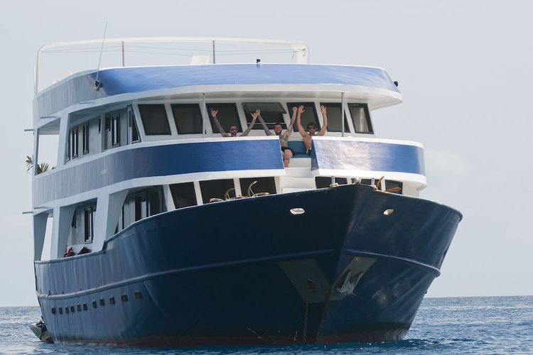 Mega yacht boat rental in Male, Maldives