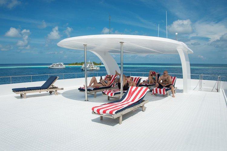 Boat rental in Male,