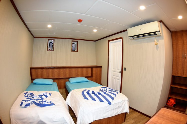 Boat for rent Custom 115.0 feet in Male, Mauritius