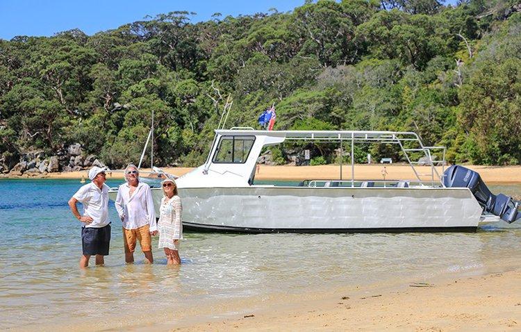 Boat for rent Custom 28.0 feet in Sydney, Australia