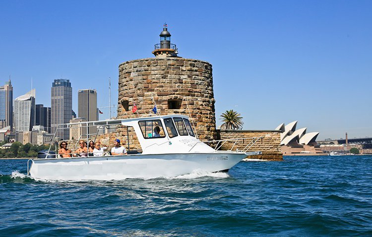 Boating is fun with a Cruiser in Sydney