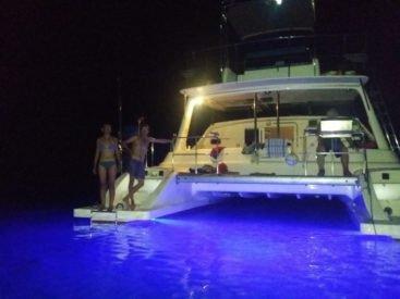 Boating is fun with a Catamaran in Zanzibar