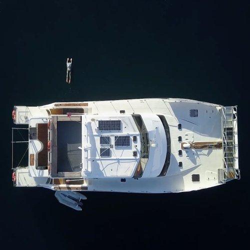 Boating is fun with a Catamaran in Wanaka