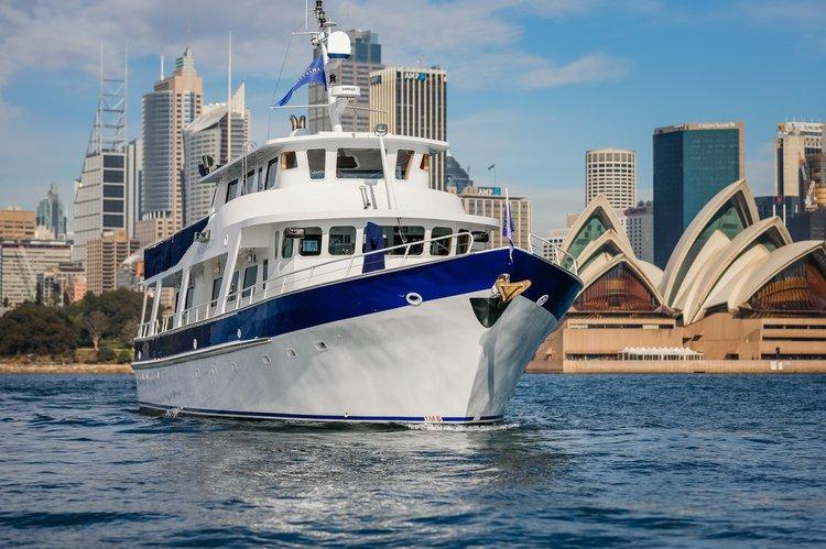 Boat for rent Custom 80.0 feet in Sydney, Australia