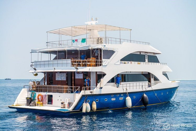 Mega yacht boat for rent in Male