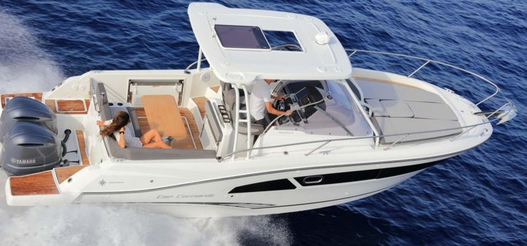 Have fun in the sun on this Phuket motor boat charter