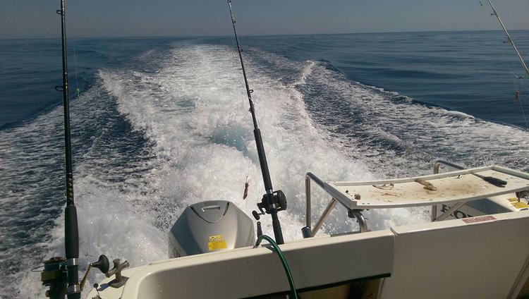 Cuddy cabin boat for rent in South Port