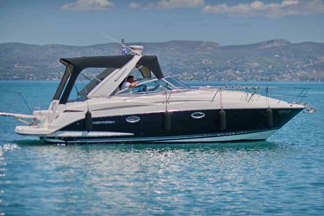 Motor boat boat for rent in Mykonos