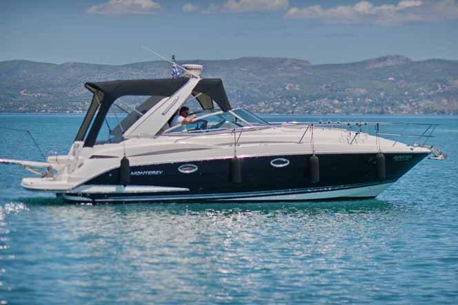 Motor boat boat for rent in Mykonos