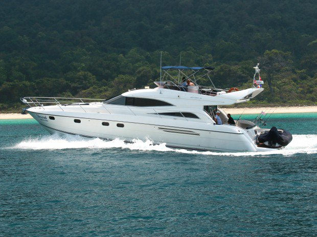 Mega yacht boat for rent in Pattaya