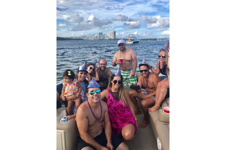 Boat for rent Premier 25.0 feet in La Coloma Marina, FL