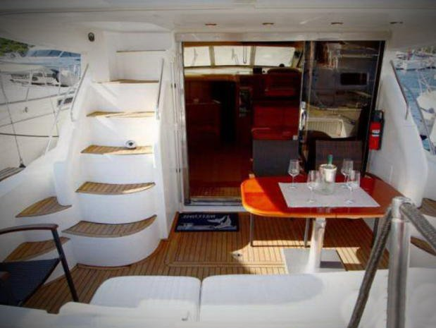 Boat for rent Princess 50.0 feet in Pattaya, Thailand