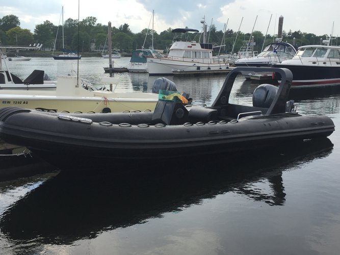 Rigid inflatable boat for rent in Barrington