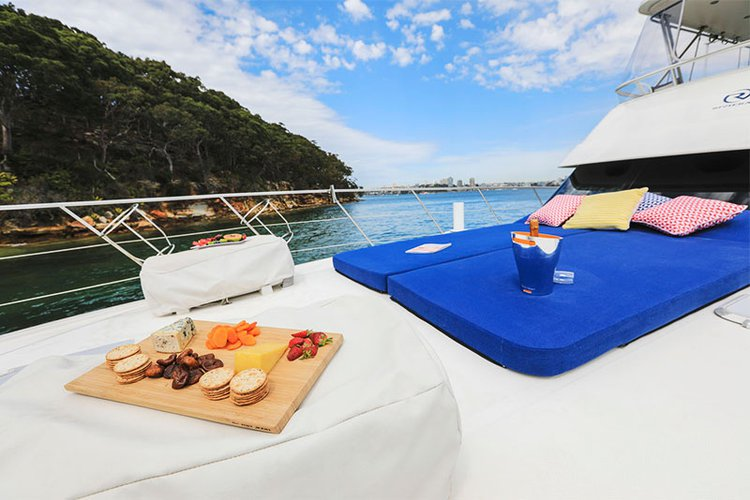 Boating is fun with a Flybridge in Sydney