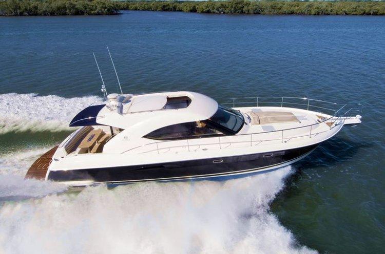 55.0 feet Riviera in great shape