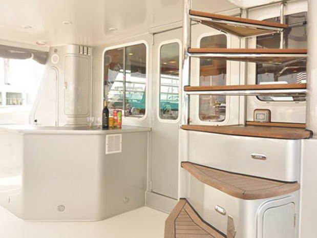 Catamaran boat rental in Pattaya, Thailand