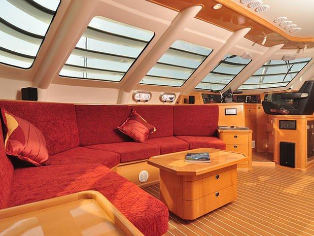 Boat for rent Serenite 52.0 feet in Pattaya, Thailand