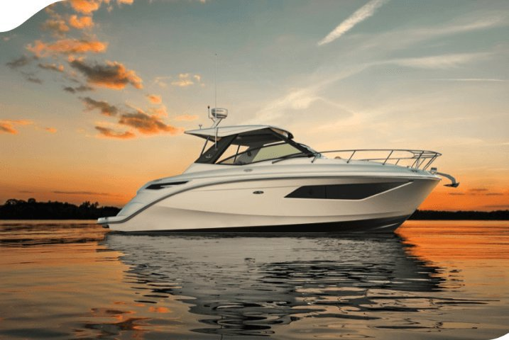 Indulge in Luxury and comfort aboard Sundancer 32