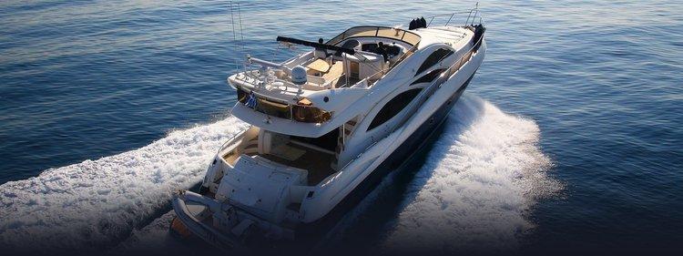 Boat for rent Sunseeker 70.0 feet in Queenstown, New Zealand