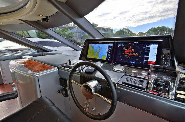 Mega yacht boat rental in Sydney, Australia
