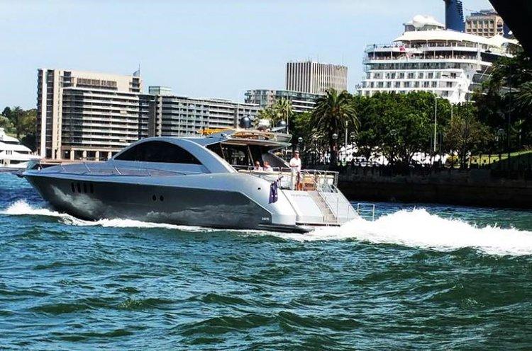 Boat for rent Warren Yachts 77.0 feet in Sydney, Australia