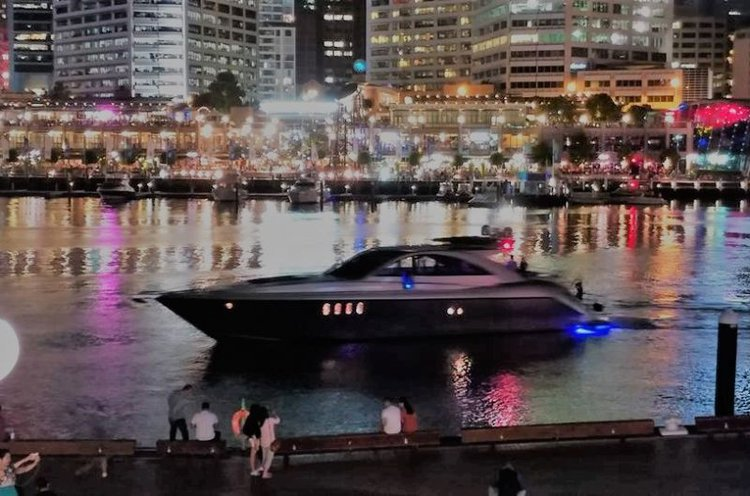 This 77.0' Warren Yachts cand take up to 36 passengers around Sydney