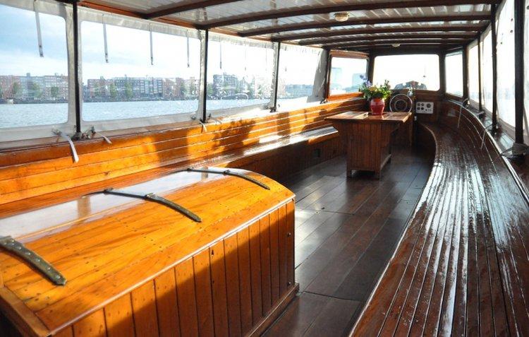 Boat for rent Custom 111.0 feet in Amsterdam, Netherlands