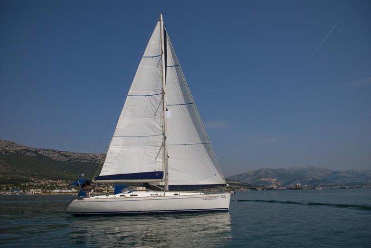 Boat for rent AD Boats 44.0 feet in Marina Kastela, Kastela, Croatia