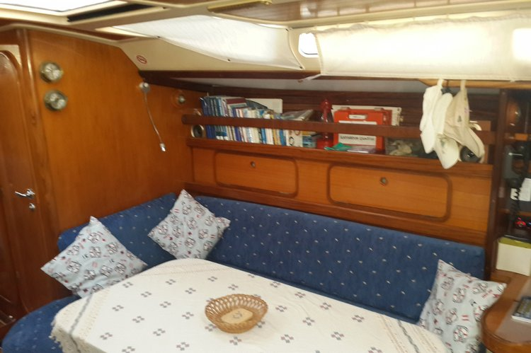 Boat for rent BENETEAU 43.0 feet in fethiye ece saray marine, Turkey