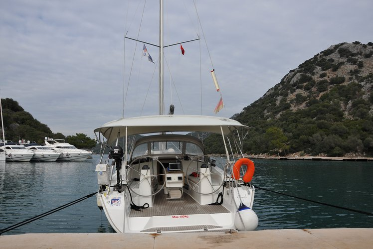 Boat for rent BAVARIA 40.0 feet in fethiye ece saray marine, Turkey