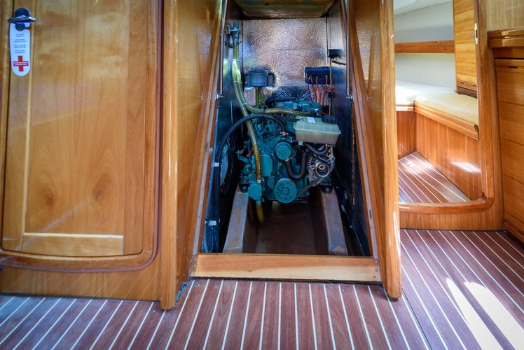 Boat for rent Bavaria Yachtbau 34.0 feet in Marina Trogir – ACI, Croatia