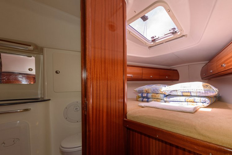 Boat for rent Bavaria Yachtbau 37.0 feet in Marina Trogir – ACI, Croatia
