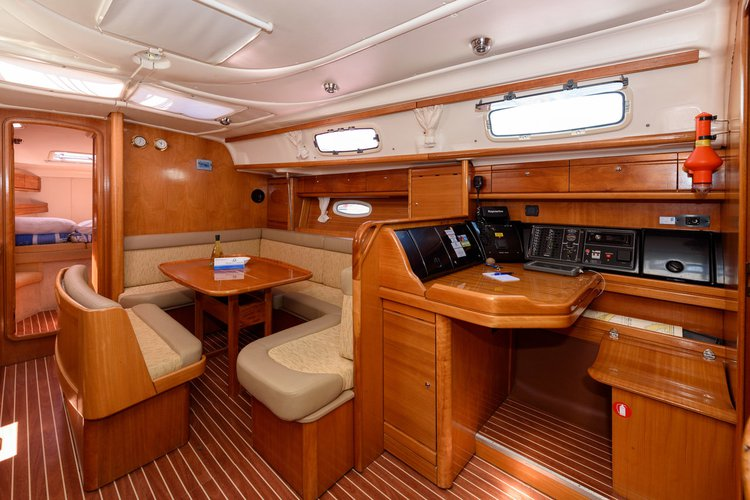 Discover Split region surroundings on this Bavaria 39 Cruiser Bavaria Yachtbau boat